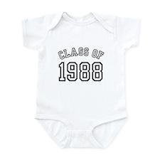 Class of 1988 Infant Bodysuit