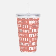 World's Sweetest Mom Acrylic Double-wall Tumbler