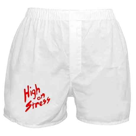 High on Stress Boxer Shorts