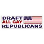Draft All Gay Republicans