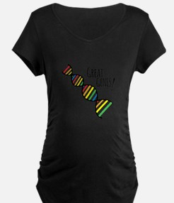 Great Genes Maternity T-Shirt