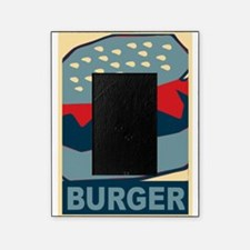 Hamburger in Blues Picture Frame