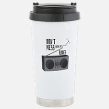 My Tunes Travel Mug