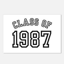 Class of 1987 Postcards (Package of 8)