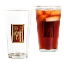 Saint Nicholas Drinking Glass