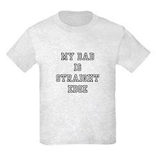 my sXe dad T-Shirt
