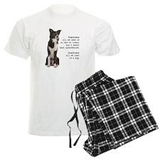 Border Collie Pajamas