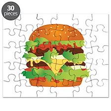 Cheeseburger Puzzle