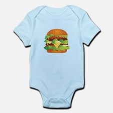 Cheeseburger Body Suit