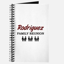 Rodriguez Family Reunion Journal