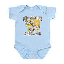 New Orleans Gris Gris Body Suit