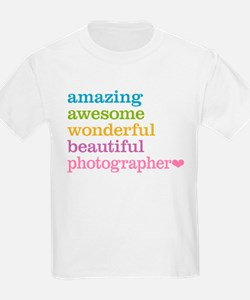 Awesome Photographer T-Shirt