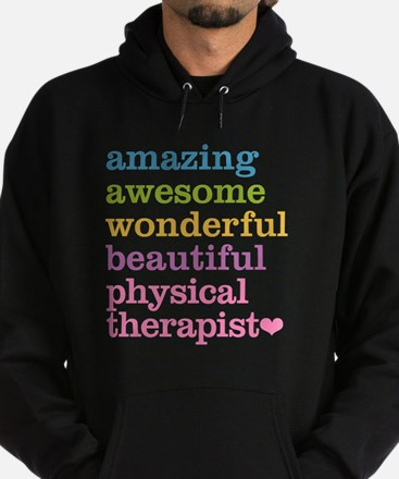 Physical Therapist Hoodie (dark)