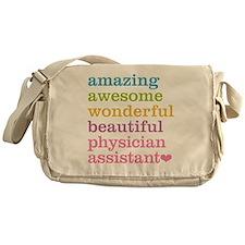 Physician Assistant Messenger Bag