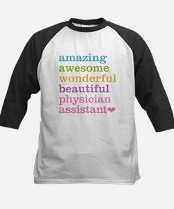 Physician Assistant Baseball Jersey