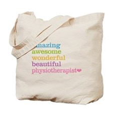 Physiotherapist Tote Bag
