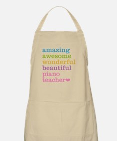Piano Teacher Apron