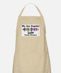 SAPP reunion (we are family) BBQ Apron