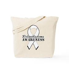 Retinoblastoma Awareness Tote Bag