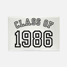 Class of 1986 Rectangle Magnet (10 pack)