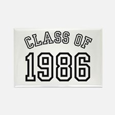 Class of 1986 Rectangle Magnet