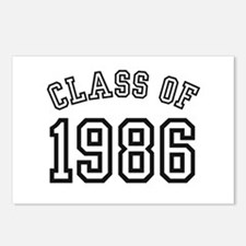 Class of 1986 Postcards (Package of 8)