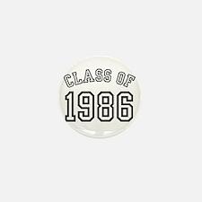 Class of 1986 Mini Button