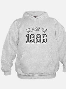 Class of 1986 Hoodie