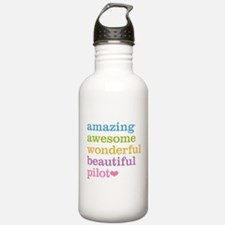 Awesome Pilot Water Bottle