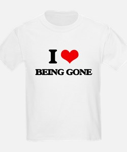 I Love Being Gone T-Shirt