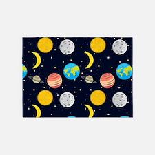 Moon, Sun, Planet Earth, Saturn, Jupiter, Stars Ou