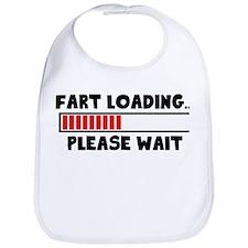 Fart Loading (Please Wait) Bib