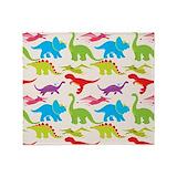 Dinosaurs Blankets