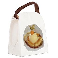 Banana Icecream Canvas Lunch Bag