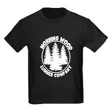 Morning Wood Lumber Company T-Shirt