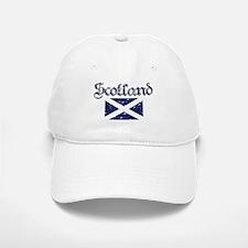 Scottish Flag Baseball Baseball Cap