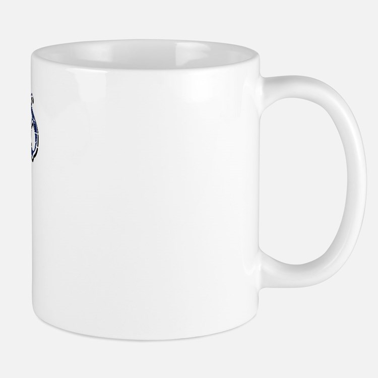 Scottish Flag Mug