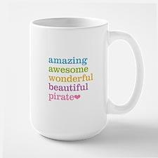 Awesome Pirate Mugs
