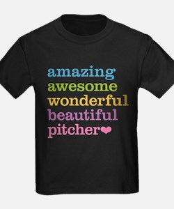 Awesome Pitcher T-Shirt