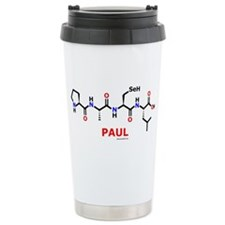 Unique Protein Travel Mug