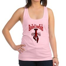 Boiled Crawfish Racerback Tank Top