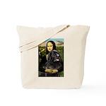 Newfoundland /Mona Tote Bag