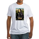 Newfoundland /Mona Fitted T-Shirt
