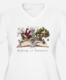 Reading is Fantas T-Shirt
