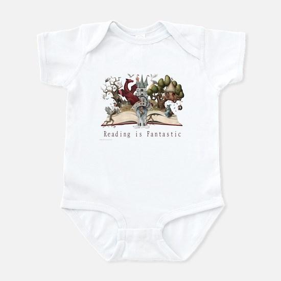 Reading is Fantastic II Infant Bodysuit