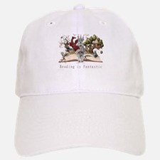 Reading is Fantastic II Baseball Baseball Cap