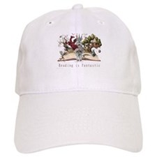 Reading is Fantastic II Baseball Cap