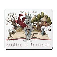 Reading is Fantastic II Mousepad