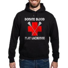 lacrosse4dark.png Hoodie