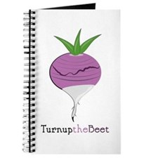 Turn Up the Beet Journal